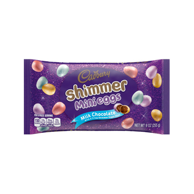 Cadbury Easter Shimmer Mini Eggs - 9oz - Cadbury