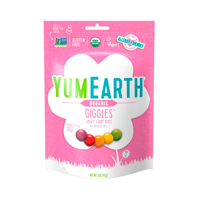 Yum Earth Easter Giggles Chewy Candy Bites - 5oz - YumEarth