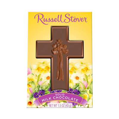 SOLID MILK CHOCOLATE - Russell Stover