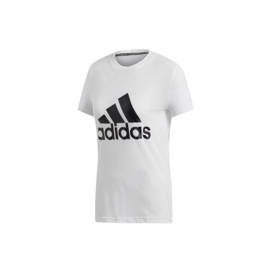 Women's Sports White Shirt - Size M - Adidas